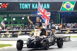 David Coulthard und Jenson Button, Team Großbritannien