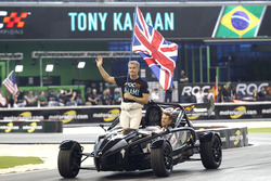 David Coulthard and Jenson Button, Team Great Britain