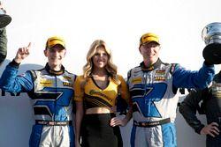 1. #12 Bodymotion Racing, Porsche Cayman GT4: Cameron Cassels, Trent Hindman