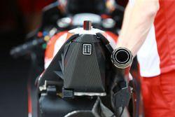 La moto di Jorge Lorenzo, Ducati Team