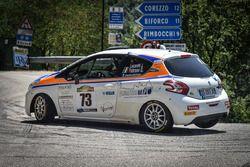 Jacopo Lucarelli, Giulia Patrone, Peugeot 208 R2B