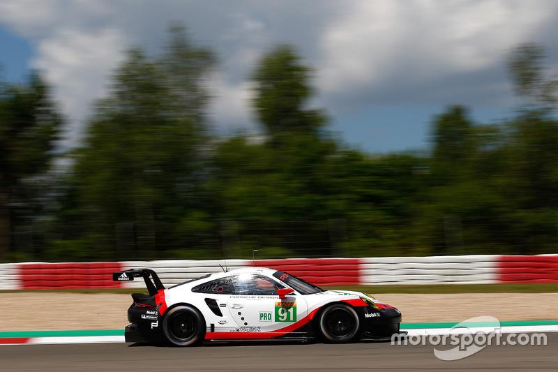 2. GTE-Pro: #91 Porsche Team, Porsche 911 RSR
