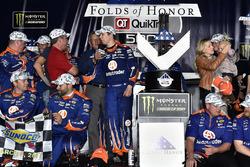 Brad Keselowski, Team Penske Ford, Victory Lane
