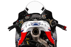 Bike detail of Danilo Petrucci, Octo Pramac Racing