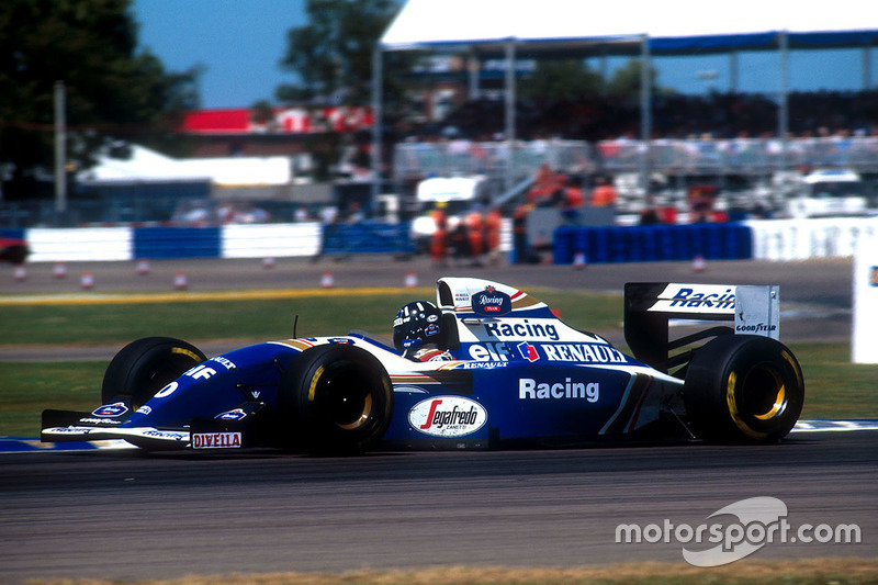GP de Portugal de 1994: Damon Hill