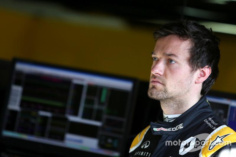 #30 乔林•帕默尔——雷诺F1车队