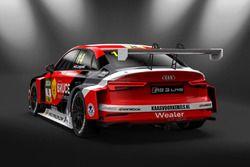 L'Audi RS 3 LMS TCR di Niels Langeveld