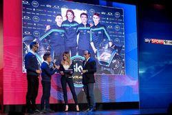 La squadra MotoGP