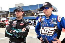 Denny Hamlin, Joe Gibbs Racing Toyota ve Kyle Busch, Joe Gibbs Racing Toyota
