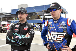Denny Hamlin, Joe Gibbs Racing Toyota ve Kyle Busch, Joe Gibbs Racing Toyota