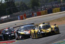 #44 SPV MotorSport Ligier JSP3 - Nissan: Alvaro Fontes, Andrew Cummings