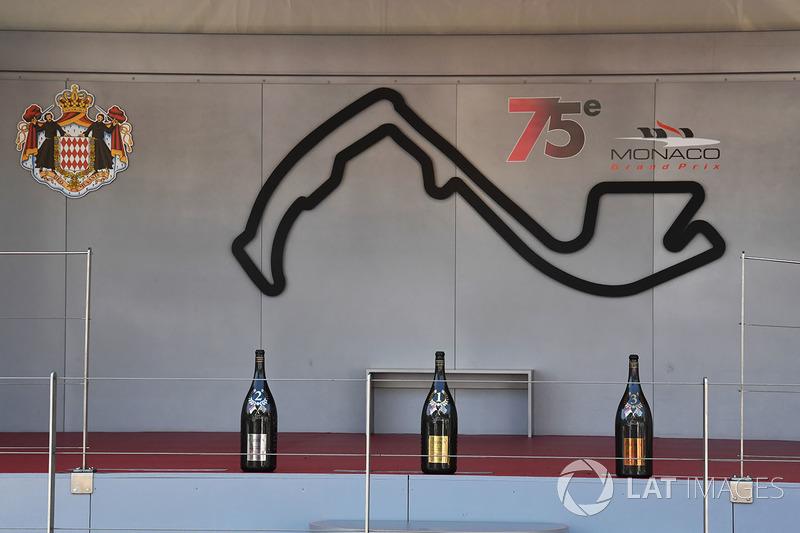 El champagne preparado