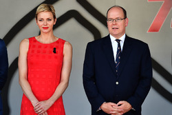 Princess Charlene of Monaco, Charlene Wittstock, and HSH Prince Albert of Monaco