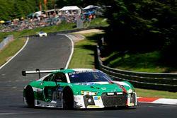 #29 Audi Sport Team Land-Motorsport, Audi R8 LMS: Christopher Mies, Connor De Phillippi, Markus Wink