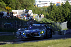 #4 Black Falcon, Mercedes-AMG GT3: Абдулазиз аль Файсаль, Хуберт Хаупт, Лука Штольц, Даниэль Хункаде