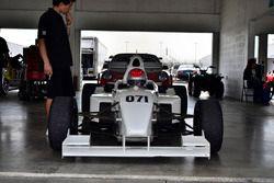 #071 Pro Mazda, Frank Silah, MGM Racing