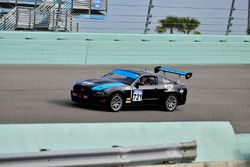 #721 MP3A Ford Mustang, Bryan Cadeda, Stephen Caceda, Rivalry Racing