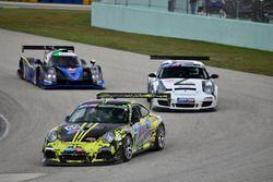 #60 MP1B Porsche GT3 Cup, Bryan Ortiz, Sebastian Carazo, TLM USA, #58 MP1B Porsche, Dale Ott, Carter