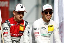 Nico Müller, Audi Sport Team Abt Sportsline, Audi RS 5 DTM, Mike Rockenfeller, Audi Sport Team Phoen