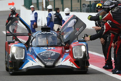 1. #40 Graff Racing Oreca 07 - Gibson: James Allen, Gustavo Yacaman, Richard Bradley