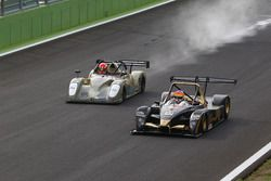 Michele Esposito, Autosport Sorrento, Radical SR4 Suzuki 1585-RAD 1.6 e Massimiliano Milli, Wolf GB