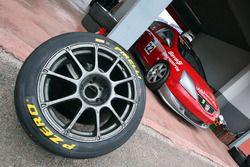 #22 Ersin Yücesan, Ülkü Motorsport, Honda Civic Type-R