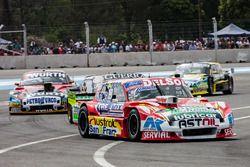 Juan Pablo Gianini, JPG Racing Ford, Juan Martin Trucco, JMT Motorsport Dodge