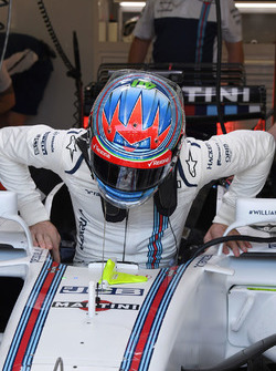 Paul di Resta, Williams FW40