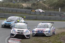 Rik Breukers, Bas Koeten Racing, Seat Leon TCR, Jason Wolfe, Liqui Moly Team Engstler, VW Golf GTI T