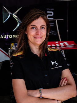 Claire Magnant, DS Virgin Racing Program Manager