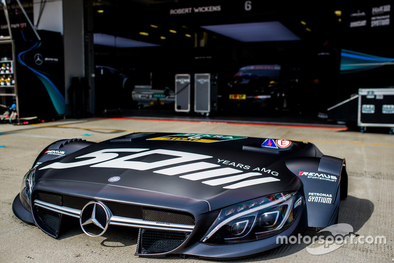Элемент кузова Mercedes-AMG C 63 DTM