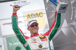 Podium: derde Maximilian Günther, Prema Powerteam Dallara F317 - Mercedes-Benz
