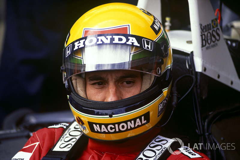 10 - GP da Grã-Bretanha, 1988, Silverstone