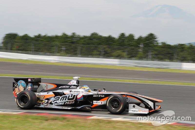 Super Formula: Cerumo Inging, Dallara-Toyota SF14