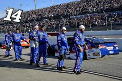 Кевин Харвик, Stewart-Haas Racing Ford crew