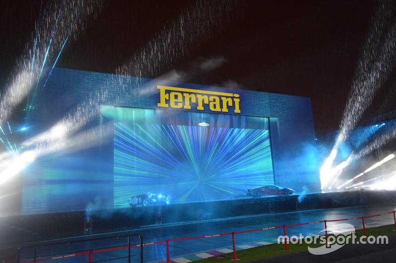 Шоу 70-річчя Ferrari