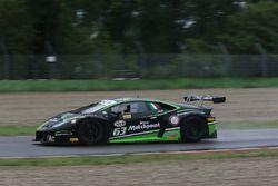 Lamborghini Huracan- S.GT3 #63 Antonelli Motorsport: Agostini - Zampieri