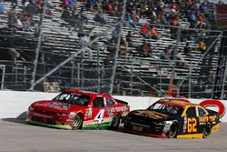 Brendan Gaughan, Richard Childress Racing Chevrolet Ross Chastain, JD Motorsports Chevrolet