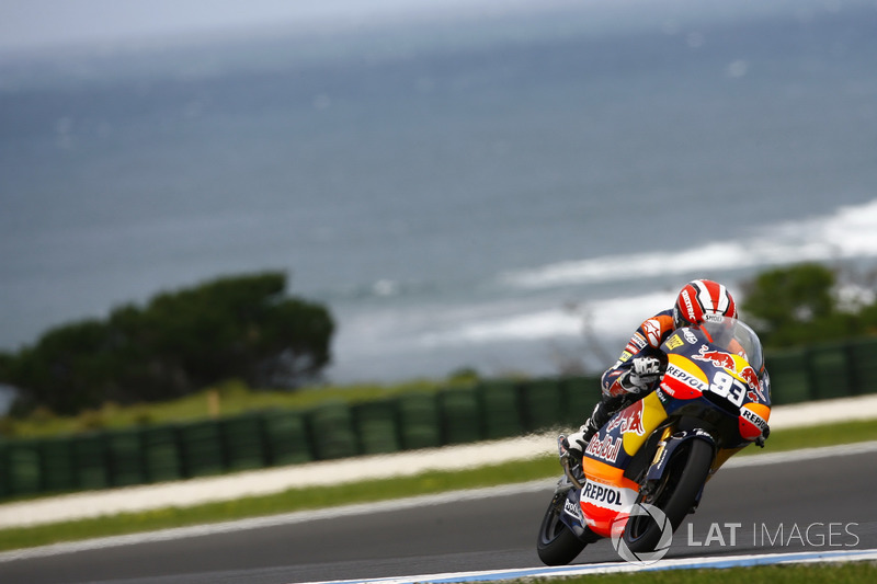 Victoire #9 : GP d'Australie 2010 de 125cc - Phillip Island