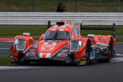 #25 CEFC Manor TRS Racing, Oreca 07 Gibson: Roberto Gonzalez, Simon Trummer, Vitaly Petrov