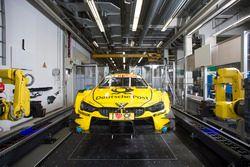 3D-Messtechnik am BMW M4 DTM