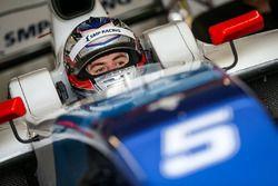 Егор Оруджев, SMP Racing