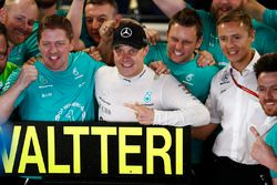 Ganador, Valtteri Bottas, Mercedes AMG F1