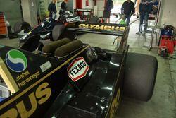 Wolf WR1 Walter Wolf Racing von James Hunt, Keke Rosberg und Rudi Raml