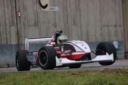 Marcel Maurer, Tatuus-Renault E2, Chablais Racing Team, 2. Essais