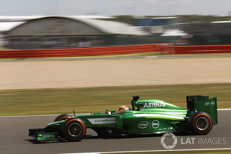 2014: Caterham CT05