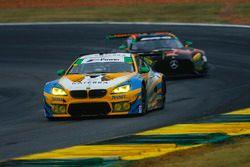#96 Turner Motorsport BMW M6 GT3: Jesse Krohn, Jens Klingmann, Justin Marks