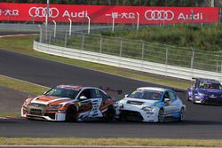 Цзян Теньи, ZZZ Team, Audi RS3 LMS TCR