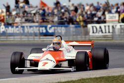 Джон Уотсон, McLaren MP4/1 Ford
