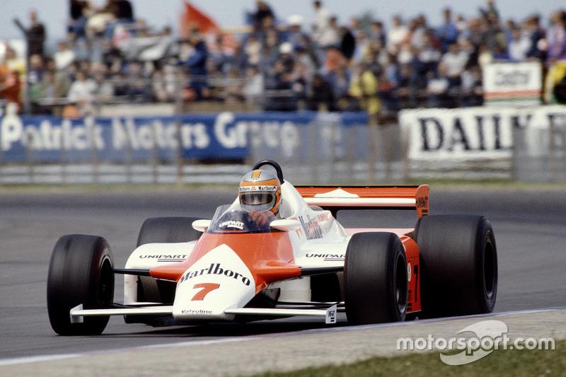 1981 John Watson, McLaren